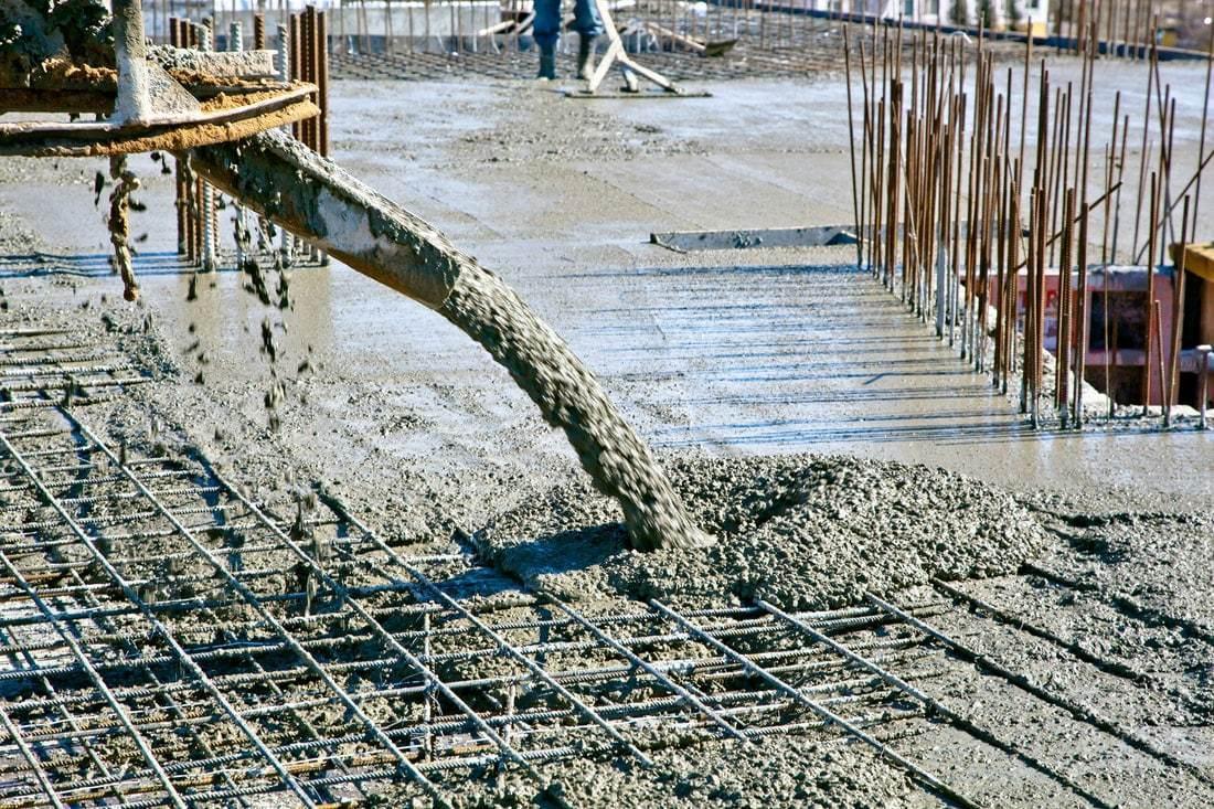concrete repairs  Burnaby