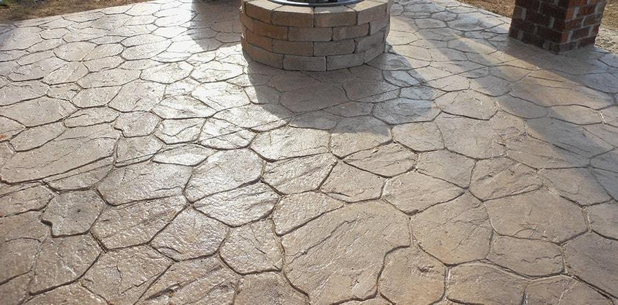 Vancouver stamped concrete contractor