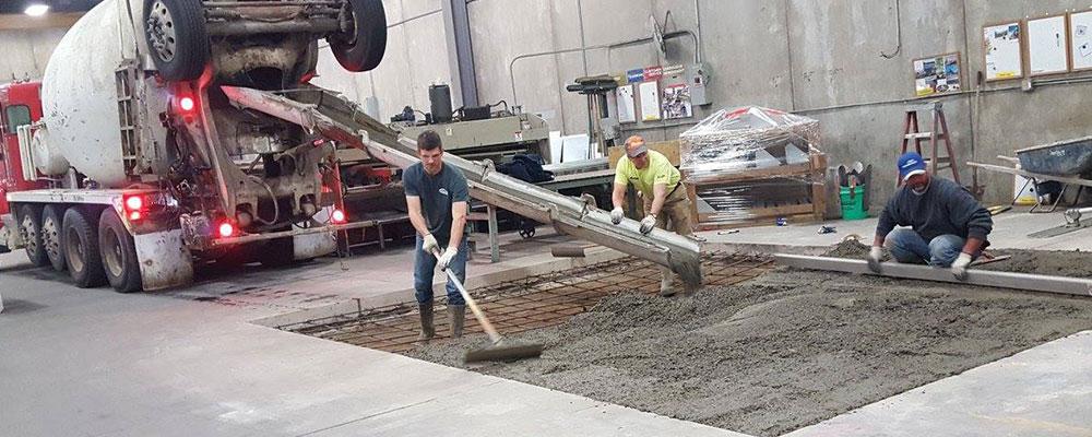 commercial concrete contractors vancouver bc